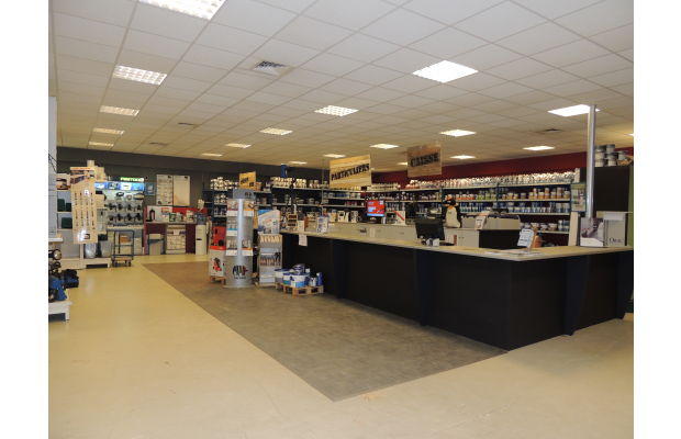 Photos du magasin de Nivelles